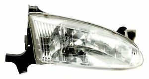 1998 2000 Toyota Corolla Right Head Light Lamp Assembly Part Ty561 b001r