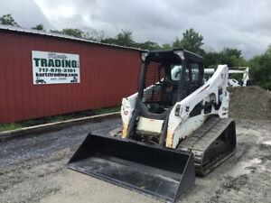 2015 Bobcat T770 Compact Track Skid Steer Loader Clean Only 2000 Hours
