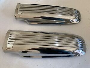 Vintage Cal Custom 10 20 Panther Hood Scoops Gasser Hot Rod Chevy Ford Lh1060
