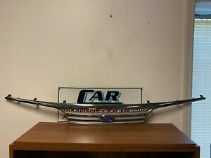 1993 Ford Crown Victoria Grille flaws Broken Tabs See All Photos Oem