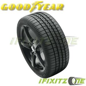 1 Goodyear Eagle F1 Supercar P255 45zr18 99w Summer High Performance Uhp Tires