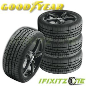 4 Goodyear Eagle F1 Supercar P255 45zr18 99w Summer High Performance Uhp Tires