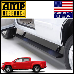 Amp Research Powerstep Electric Running Boards Fit 2015 2020 Chevy Colorado