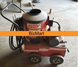 Used Hotsy 550 115 Volt diesel 2 2gpm 1300psi Hot Water Pressure Washer