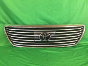 P0298 Second Hand Toyota Celsior Ucf30 Ucf31 Late Front Grill Pre crash
