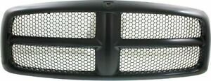 New Black Grille For 2002 2005 Ram 1500 2500 3500 Ch1200287 Ships Today