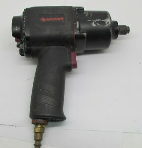 Husky Impact Wrench 1 2in High low Torque Air Model H4150