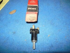 Triumph Tr2 Tr3 Nos Lucas Headlamp Switch 31126 Rare Last One