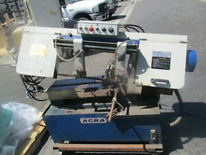 Acra Machinery Bs 250 Horizontal Bandsaw_blade 1 x0 032 x135 _as is hard to find