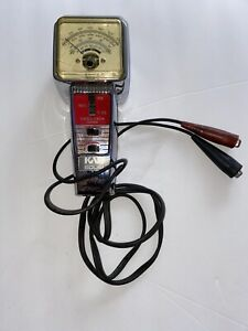 Dwell tach Tester Kal Equip Model R 11 Tester 6 Or 8 Cyl Low High Rpm Vintage