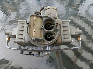 Rbholley Ford Cobra Mustang Carb Hp 289 Motor List 3259 Date 552