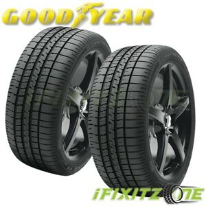 2 Goodyear Eagle F1 Supercar P255 45zr18 99w Summer High Performance Uhp Tires