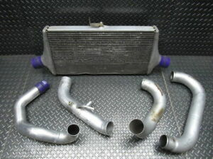 Hks S15 Silvia Spec R Sr20det Turbo Front Intercooler Kit With Piping S14