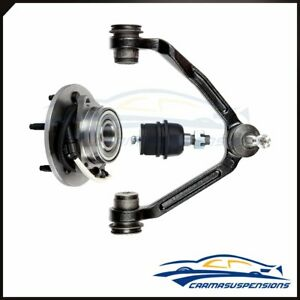 For 1997 2000 Ford Expedition Front Wheel Bearing Upper Control Arm Abs Parts
