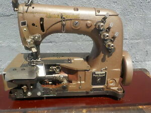 Industrial Sewing Machine Union Special 52 800 two Needle Cover