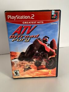 ATV Offroad Fury PS2 (Playstation 2) Racing / Driving Game Complete