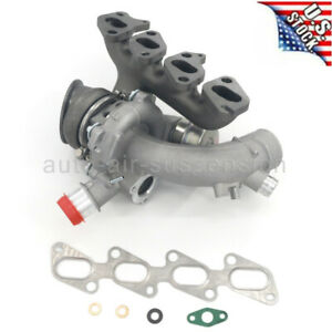 Turbo Turbocharger For Chevrolet Cruze Sonic Trax Buick Encore 1 4t New