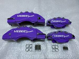Weber Sport Brake Caliper Cover Front Rear Toyota Celsior 30 31 Ucf30 Ucf31