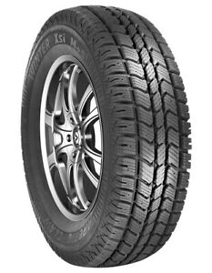 Artic Claw Winter Xsi Acx86 255 70r16 111s Sl Blk set Of 4
