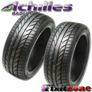 2 Achilles Atr Sport Ultra High Performance 245 45zr17 99wxl 400aaa Tires