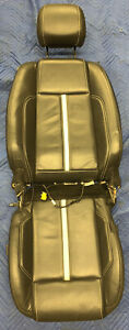 2010 2012 Mustang Gt Oem Right Passenger Front Seat Heated Leather