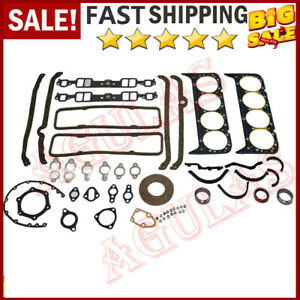Fel Pro Sealed Power 260 1000 Sbc Rebuild Gasket Set 55 79 Small Block Chevy 350
