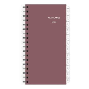 At a glance Weekly Planner Refill Size 2 3 1 4 X 6 1 2 Jan dec 064 287 21