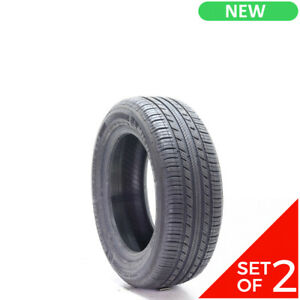 Set Of 2 New 205 60r16 Michelin Premier A s 92h 8 5 32