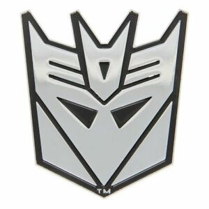 Pilot Automotive Transformer Decepticons Decoration Car Emblem Trf 0303