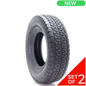 Set Of 2 New 265 75r16 Bfgoodrich Rugged Trail T a 114t 11 32