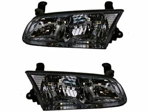 Headlight Assembly Set For 2000 2001 Toyota Camry X697gy Headlight Assembly