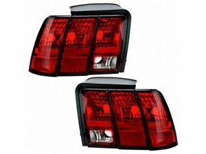 Tail Light Assembly Set For 1999 2004 Ford Mustang 2001 2000 2002 2003 H887qg
