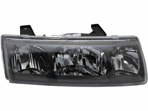 Right Headlight Assembly For 2003 2004 Ford Focus M577zr