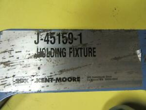 Nos Kent Moore J 45159 Transmission Holding Fixture And Adapter Set J 45159 4 5