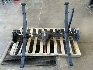 2018 Ford F 150 Complete Rear End Assembly 3 31 Gear 18k Miles Oem