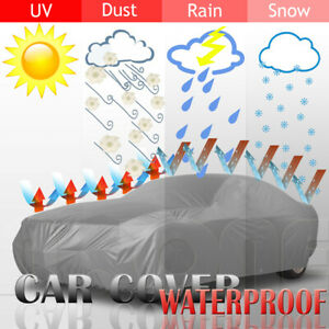 A4 Cabriolet S4 Multi Layer Outdoor Indoor Breathable Car Suv Cover Carcover