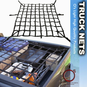 6 Bed Pickup Trailer Truck 4 layer 75 85 Chevry Ext Cab Heavy Duty Cargo Net
