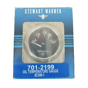 Stewart Warner Electric Oil Temp Gauge