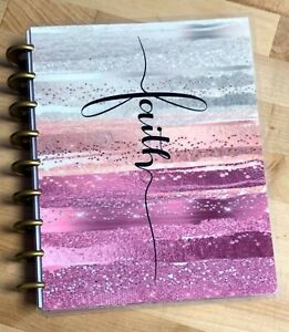 Faith Cross Cover Set For Use With The Happy Planner