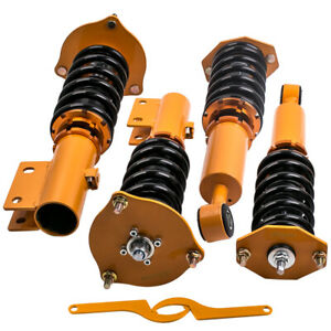 Coilovers Kits For Mitsubishi 3000gt Fwd 1991 99 3 0l Stealth 91 96 Adj Height