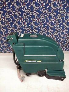 Tennant Nobles 26 Floor Scrubber With New Batteries And Free Shipping