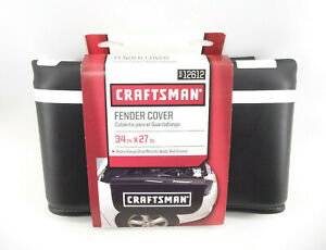 New Craftsman Fender Cover Automotive Protection Lean Cushion 36 X27 9 12612