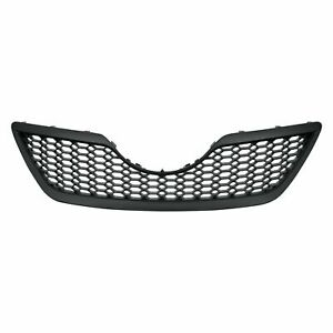 New Black Grille For 2007 2009 Toyota Camry Se To1200291 Ships Today
