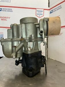 Studebaker 1 Barrel Carter We Carburetor 989s 1953 1954 Champion