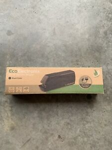 Eco Electronix Ex 25 Automatic Hd Electric Stapler Dual Power New Free Shipping