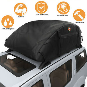 Newest Car Roof Top Travel Cargo Bag Box Storage Rooftop Luggage Carrier