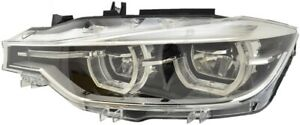 Bm2502187 Headlight Assembly Driver Side For Bmw 3 Led W o Afs Lh