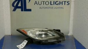 Passenger Headlight S Grand Touring Xenon Hid Fits 10 13 Mazda 3 105484