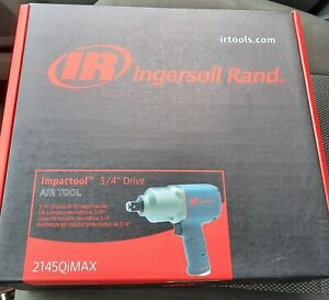 Ingersoll Rand 3 4 Impact Wrench