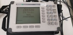 Anritsu S331d Sitemaster Cable Antenna Analyzer Unit 1